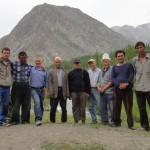 ATIK-Projekt in Kirgistan