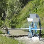 ATIK-Projekt in Kirgistan - Wasserpumpe